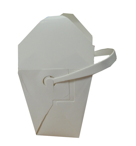 Medium Food Pails / Noodle Boxes with Cardboard Handles and more Partyware at The Professors Online Lolly Shop. (Image Number :10113)