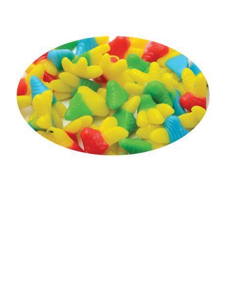 Trolli Chicken Feet, by Trolli,  and more Confectionery at The Professors Online Lolly Shop. (Image Number :13570)