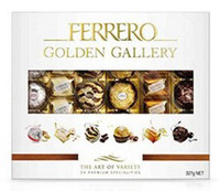 Ferrero Golden Gallery, by Ferrero,  and more Confectionery at The Professors Online Lolly Shop. (Image Number :8487)