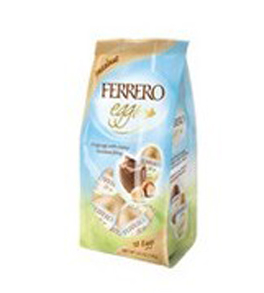 Ferrero Eggs Hazelnut, by Ferrero,  and more Confectionery at The Professors Online Lolly Shop. (Image Number :8483)