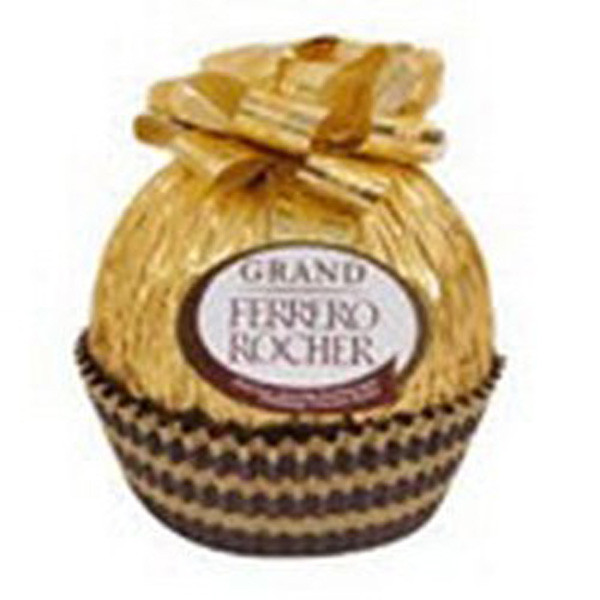 Ferrero Grand Rocher, by Ferrero,  and more Confectionery at The Professors Online Lolly Shop. (Image Number :8482)