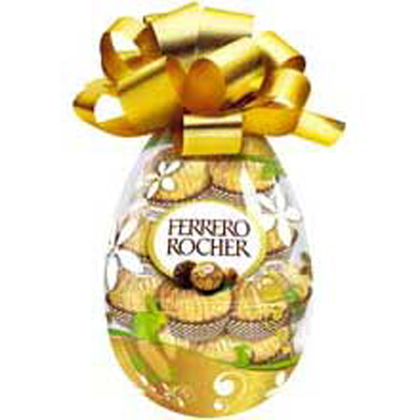 Ferrero Rocher Egg, by Ferrero,  and more Confectionery at The Professors Online Lolly Shop. (Image Number :8476)
