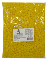 Lolliland Mini Jelly Beans - Yellow with a Lemon Flavour, by Lolliland,  and more Confectionery at The Professors Online Lolly Shop. (Image Number :8846)