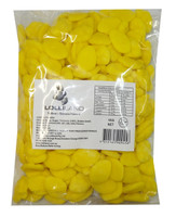 Lolliland Clouds - Yellow - Banana Flavour, by Lolliland,  and more Confectionery at The Professors Online Lolly Shop. (Image Number :8655)