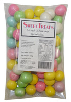 Sweet Treats Shimmer Gumballs - Assorted Colours, by Brisbane Bulk Supplies,  and more Confectionery at The Professors Online Lolly Shop. (Image Number :8537)