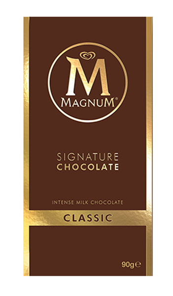 Magnum Blocks - Classic Milk Chocolate, by Magnum,  and more Confectionery at The Professors Online Lolly Shop. (Image Number :8559)
