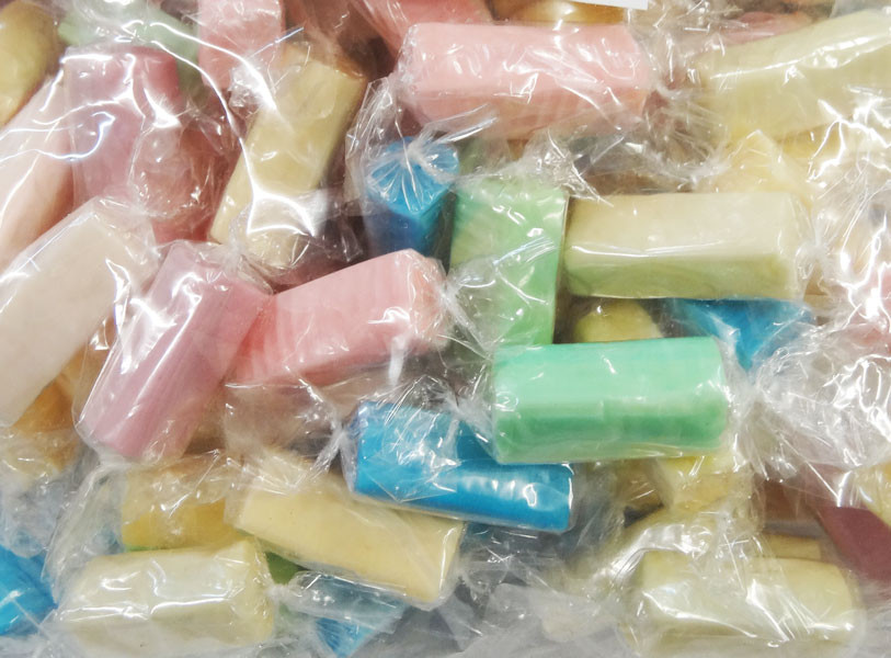 Sweet Treats Wrapped Fruit Chews - Mixed, by Brisbane Bulk Supplies,  and more Confectionery at The Professors Online Lolly Shop. (Image Number :8882)