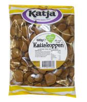 Katja Dutch Licorice - Kattekoppen, by Katja Fassin,  and more Confectionery at The Professors Online Lolly Shop. (Image Number :8756)