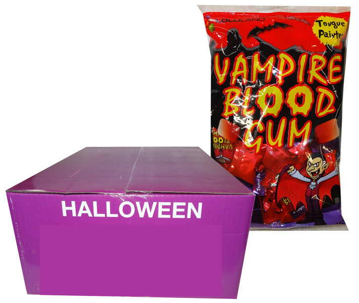 Vampire Blood Gum - Tongue Painter, by Lolliland,  and more Confectionery at The Professors Online Lolly Shop. (Image Number :9376)