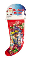 Xmas Stockings, by Lolliland,  and more Confectionery at The Professors Online Lolly Shop. (Image Number :13417)