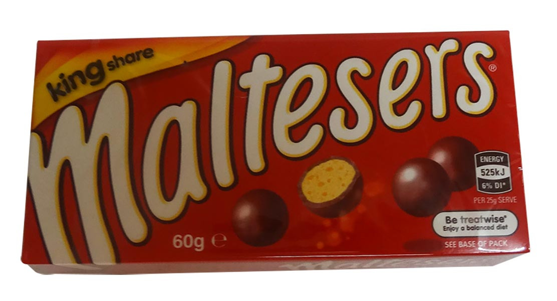 Mars Maltesers King Share, by Mars,  and more Confectionery at The Professors Online Lolly Shop. (Image Number :9842)