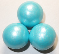 Gumballs - Shimmer Powder Blue, by Oak Leaf Confections,  and more Confectionery at The Professors Online Lolly Shop. (Image Number :8931)