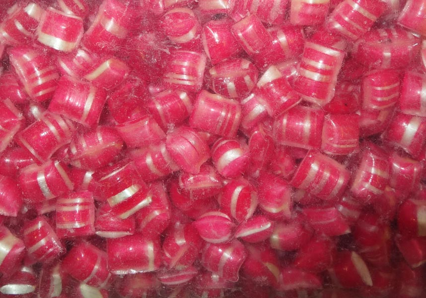 Bo Peeps - Pink and White, by The Melbourne Rock Candy Co,  and more Confectionery at The Professors Online Lolly Shop. (Image Number :9488)