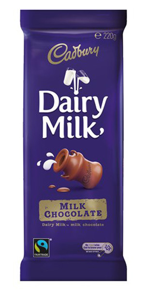 Cadbury Dairy Milk Family Blocks, by Cadbury,  and more Confectionery at The Professors Online Lolly Shop. (Image Number :9258)