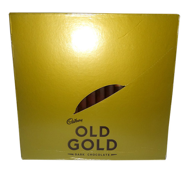 Cadbury Old Gold - Dark Chocolate, by Cadbury,  and more Confectionery at The Professors Online Lolly Shop. (Image Number :9788)