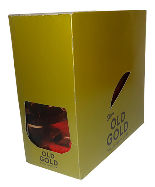 Cadbury Old Gold - Dark Chocolate, by Cadbury,  and more Confectionery at The Professors Online Lolly Shop. (Image Number :9789)