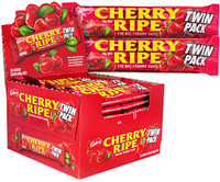 Cadbury Cherry Ripe King Size (80g bar x 36pc box)