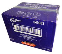 Cadbury Boost Sharepack, by Cadbury,  and more Confectionery at The Professors Online Lolly Shop. (Image Number :13680)