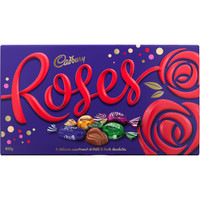 Cadbury Roses Chocolate (450g box x 6pc pack)