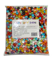 Sweet Treats Candy Chews Bulk - Mixed Colours, by Brisbane Bulk Supplies,  and more Confectionery at The Professors Online Lolly Shop. (Image Number :9722)