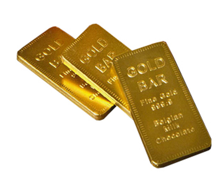Albert Gold Bullion Bars, by AlBert Premier Chocolatrie,  and more Confectionery at The Professors Online Lolly Shop. (Image Number :9201)