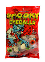 Lolliland Spooky Gummy Eyeballs (300g bag - approx 40pc)