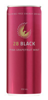 28 Black Energy Drink - Pink Grapefruit Mint, by 28 Black,  and more Beverages at The Professors Online Lolly Shop. (Image Number :9348)