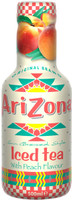 Arizona Ice Tea - Peach, by Arizona,  and more Beverages at The Professors Online Lolly Shop. (Image Number :9357)