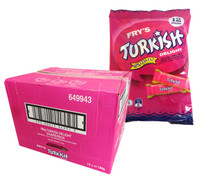 Fry's Turkish Delight Sharepack (180g bag x 12pc box)