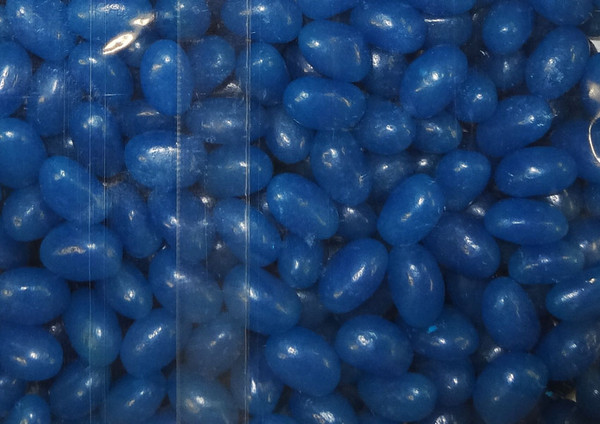 Sweet Treats Mini Jelly Beans - Dark Blue with a Blueberry Flavour, by Brisbane Bulk Supplies,  and more Confectionery at The Professors Online Lolly Shop. (Image Number :9736)
