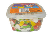 Trolli Groovy Mix Tub, by Trolli,  and more Confectionery at The Professors Online Lolly Shop. (Image Number :9501)