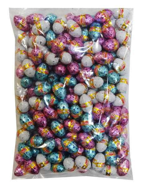 Witors Mini Milk Chocolate Easter Eggs, Now Available To
