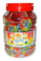 TNT Sour Sips Sour Jelly, by AIT Confectionery,  and more Snack Foods at The Professors Online Lolly Shop. (Image Number :9780)