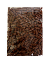 Fyna Milk Chocolate Coated Licorice Bullets, by Fyna Foods,  and more Confectionery at The Professors Online Lolly Shop. (Image Number :10438)