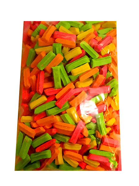 Premium Mini Fruit Sticks - Assorted, by Cooks Confectionery,  and more Confectionery at The Professors Online Lolly Shop. (Image Number :10405)