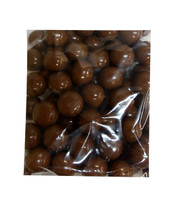 Fyna Milk Choc Raspberries, by Fyna Foods,  and more Confectionery at The Professors Online Lolly Shop. (Image Number :10181)
