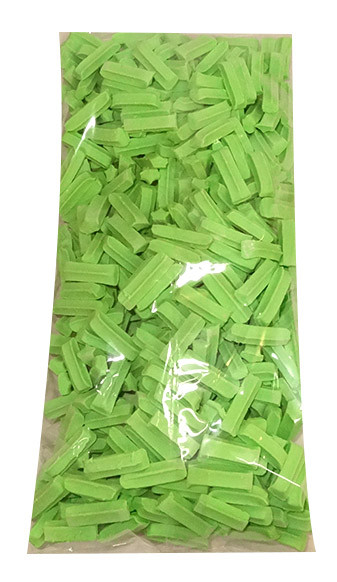 Premium Mini Fruit Sticks - Green with a Lime Flavour, by Cooks Confectionery,  and more Confectionery at The Professors Online Lolly Shop. (Image Number :9999)