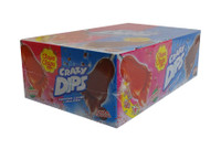 Chupa Chups - Crazy Dips - Strawberry and Cola, by Perfetti Van Melle,  and more Confectionery at The Professors Online Lolly Shop. (Image Number :10308)