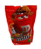 M&M Peanut butter - Resealable Hang Sell Bag, by Mars,  and more Confectionery at The Professors Online Lolly Shop. (Image Number :10138)