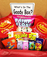 What's In The Goody Box? - Retro Pack