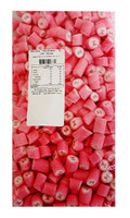 "Rock Candy - Pink and White - ""Its a Girl"", by Designer Candy,  and more Confectionery at The Professors Online Lolly Shop. (Image Number :11354)"