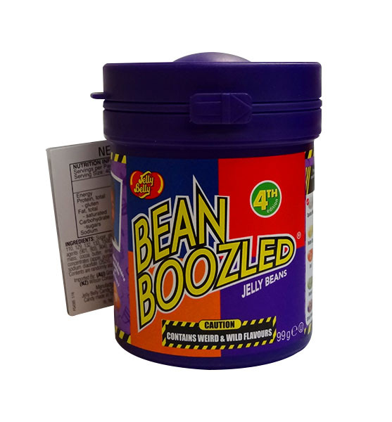 Bean Boozled with Magic Lid - Jelly Belly - Jelly Beans, by Jelly Belly,  and more Confectionery at The Professors Online Lolly Shop. (Image Number :10297)