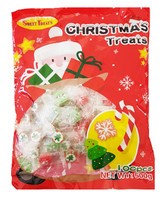 Sweet Treats Christmas Treats - Printed Candy (500g - approx 100pc)