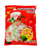 Sweet Treats Christmas Treats - Printed Candy, by Brisbane Bulk Supplies,  and more Confectionery at The Professors Online Lolly Shop. (Image Number :10757)