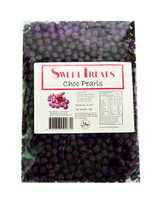 Sweet Treats Choc Pearls - Purple and more Confectionery at The Professors Online Lolly Shop. (Image Number :10422)