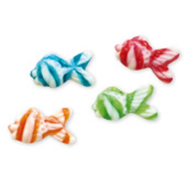 Vidal Swirly Fish, by vidal,  and more Confectionery at The Professors Online Lolly Shop. (Image Number :7517)