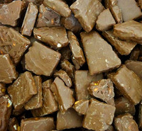 Milk Chocolate Peanut Brittle - Bulk (6kg box)