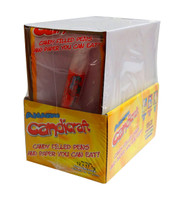 Candicraft Edible Paper + Candy Filled Pen (12pc display unit)