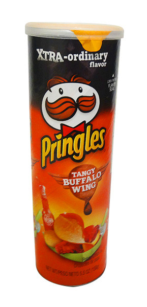 Pringles - Extreme Tangy Buffalo, by Pringles,  and more Snack Foods at The Professors Online Lolly Shop. (Image Number :10726)