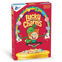 Lucky Charms and more Snack Foods at The Professors Online Lolly Shop. (Image Number :11814)